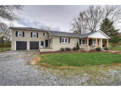 Elizabethton Single Family Home For Sale: 1705 State Line Rd