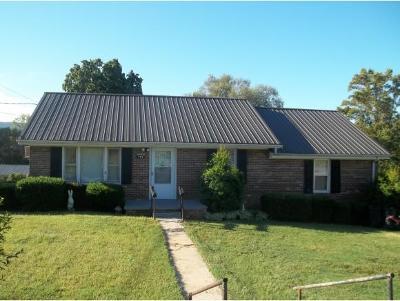 Church Hill Single Family Home For Sale: 208 Oak Street