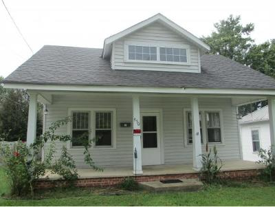 Kingsport Single Family Home For Sale: 950 Fairview Ave