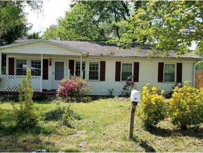 Elizabethton Single Family Home For Sale: 510 Summitt Ave