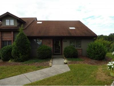 Kingsport Condo/Townhouse For Sale: 235 Willow Bend Drive