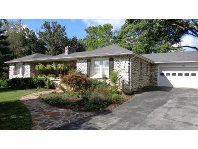 Abingdon Single Family Home For Sale: 453 Circle Drive