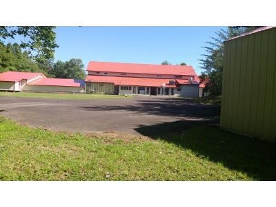 Commercial For Sale: 412 NE K R Rd.