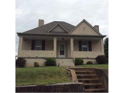 Bristol TN Single Family Home For Sale: $89,500