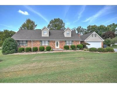 Single Family Home For Sale: 848 Shaver Drive