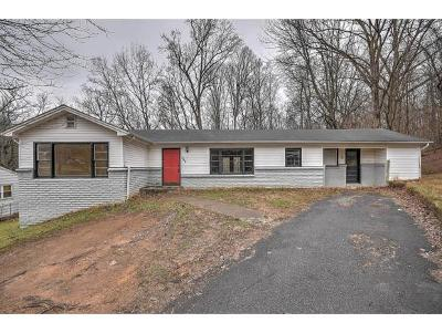 Greeneville Single Family Home For Sale: 365 Rocky Hill Drive