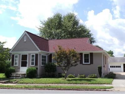 Kingsport TN Single Family Home For Sale: $94,994