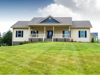 Jonesborough Single Family Home For Sale: 130 Olde Farm Drive