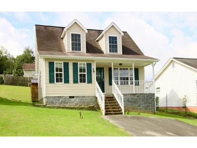 Bristol Single Family Home For Sale: 120 Saint James Place