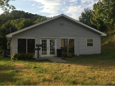 Greeneville Single Family Home For Sale: 1050 Roaring Fork Rd