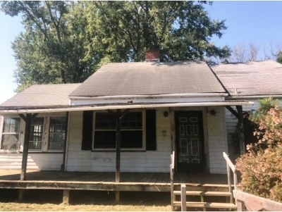 Greeneville Single Family Home For Sale: 230 Unaka Street