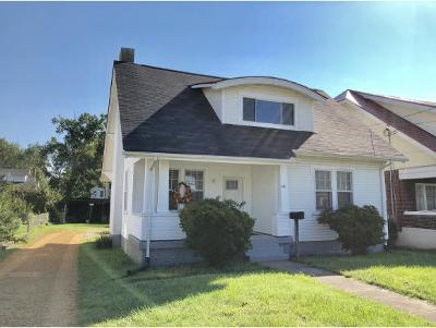 Bristol Single Family Home For Sale: 611 Pennsylvania Ave