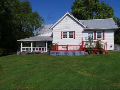 Jonesborough Single Family Home For Sale: 2895 Old Stagecoach Road