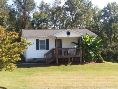 Piney Flats Single Family Home For Sale: 257 Hamilton Trl