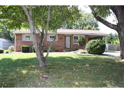 Johnson City Single Family Home For Sale: 4105 Prescott Drive