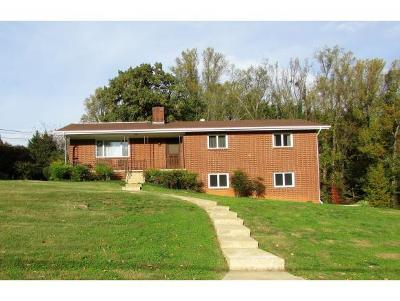 Greeneville Single Family Home For Sale: 1601 Brentwood Drive