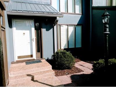 Kingsport Condo/Townhouse For Sale: 540 Fleetwood Ct #D