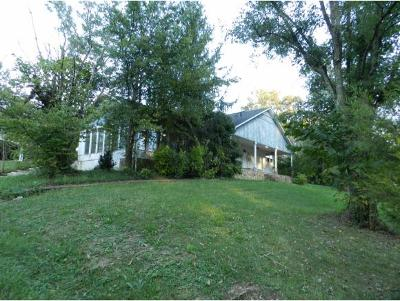 Greeneville Single Family Home For Sale: 3180 Woolsey Road