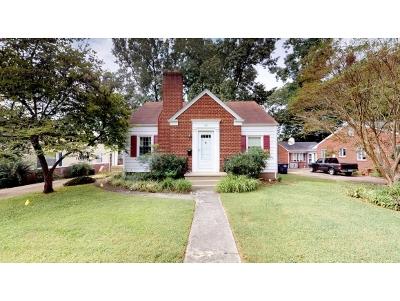 Kingsport Single Family Home For Sale: 1287 Catawba Street