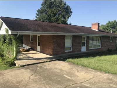 Church Hill Single Family Home For Sale: 440 E. Main Blvd.