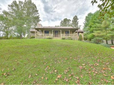 Jonesborough Single Family Home For Sale: 125 Cedar Ridge Ln.