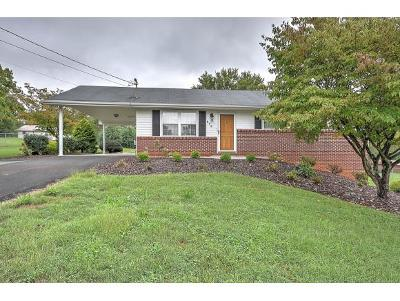 Rogersville Single Family Home For Sale: 310 Western Heights Dr.