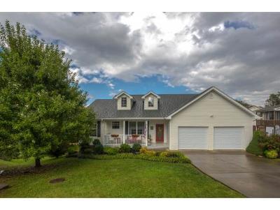 Johnson City Single Family Home For Sale: 4 Saddlebrook Lane