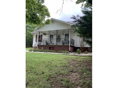 Greeneville Single Family Home For Sale: 220 Thornwood Drive