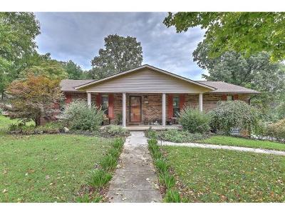 Single Family Home For Sale: 6160 Wintergreen Road