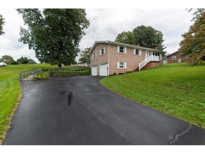 Bristol VA Single Family Home For Sale: $144,900