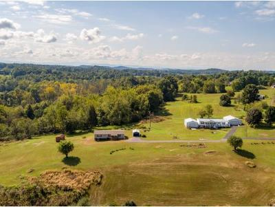 Single Family Home For Sale: 791&789 Muddy Creek Road