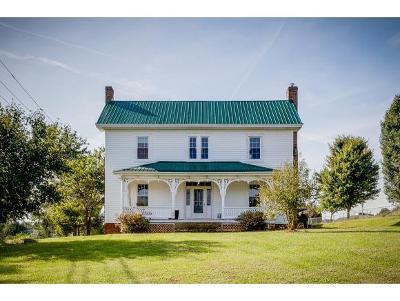 Gray Single Family Home For Sale: 375 Hugh Cox Road