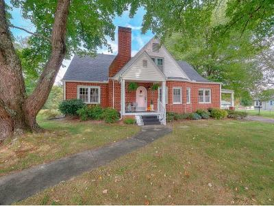 Kingsport Single Family Home For Sale: 1716 Washington Avenue