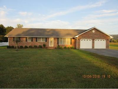 Elizabethton Single Family Home For Sale: 171 Blue Springs