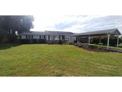 Elizabethton Single Family Home For Sale: 616 Race Sreet