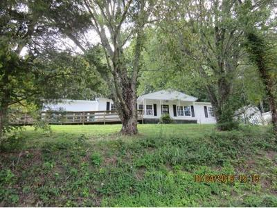 Greeneville Single Family Home For Sale: 1100 Outer Drive