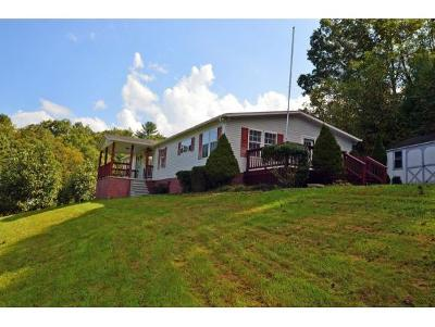 Single Family Home For Sale: 531 Piney Grove Rd