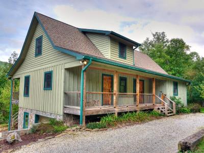 Roan Mountain Single Family Home For Sale: 410 Eagle Ridge