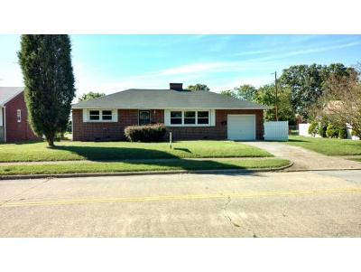 Kingsport TN Single Family Home For Sale: $124,500