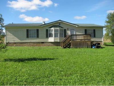 Greeneville TN Single Family Home For Sale: $66,900