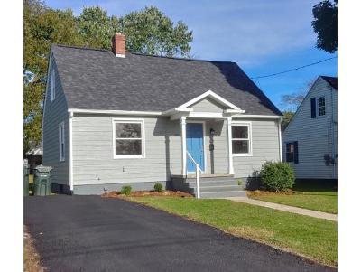 Bristol VA Single Family Home For Sale: $129,900