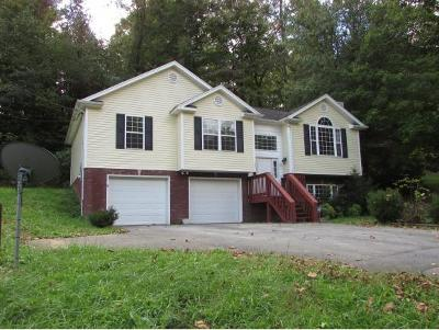 Single Family Home For Sale: 1007 Cherokee Rd