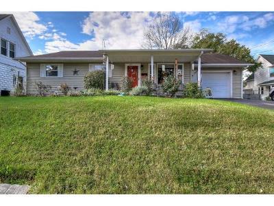 Elizabethton Single Family Home For Sale: 610 Maple Street