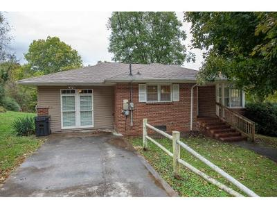 Bristol TN Single Family Home For Sale: $139,999