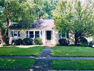 Johnson City Single Family Home For Sale: 830 W. Locust Street