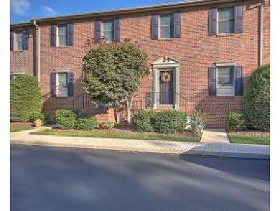 Johnson City Condo/Townhouse For Sale: 39 Oak Leaf Cir