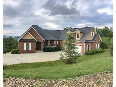 Rutledge TN Single Family Home For Sale: $339,900