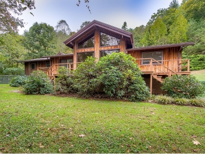 Erwin TN Single Family Home For Sale: $349,900