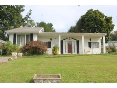 Kingsport TN Single Family Home For Sale: $95,900