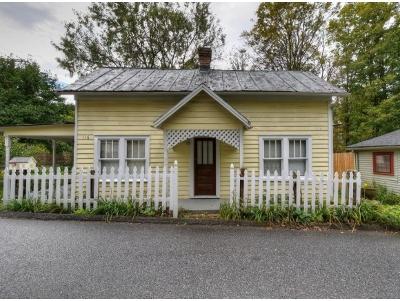 Jonesborough Single Family Home For Sale: 116 Spring Street